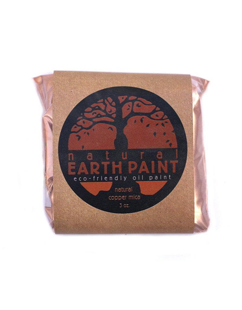 Natural Earth Paint Natuurlijk pigment Copper Mica