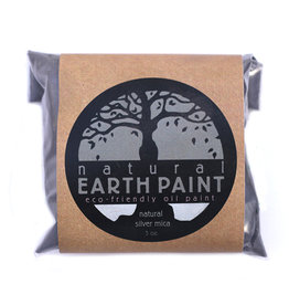 Natural Earth Paint Natural Earth pigment  Silver Mica