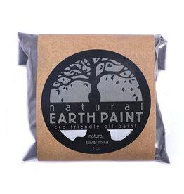 Natural Earth Paint Natuurlijk pigment Silver Mica