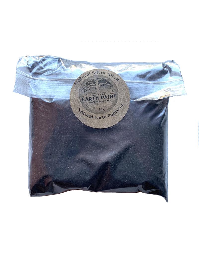 Natural Earth Paint Bulk natuurlijk pigment  Natural Silver Mica