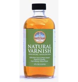 Natural Earth Paint Natural plant based Varnish