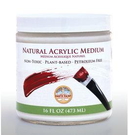 Natural Earth Paint Natural Acrylic Medium