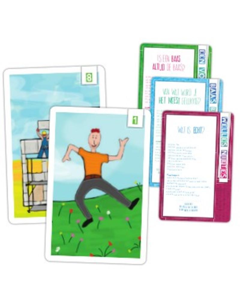 Filosovaardig Praatplaatjes - prachtige beeldkaarten om te filosoferen met jonge kinderen
