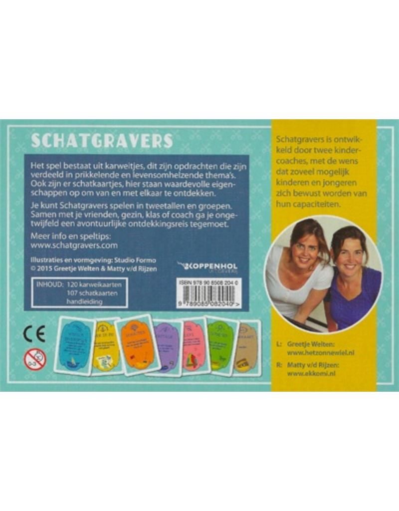 Schatgravers Schatgravers - een verbindend spel