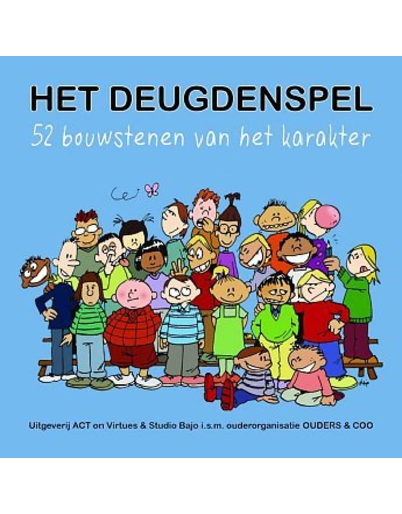 Act on Virtues Deugdenspel voor kinderen vanaf 9 jaar