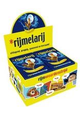 Dubbelzes Rijmelarij - display 6 stuks