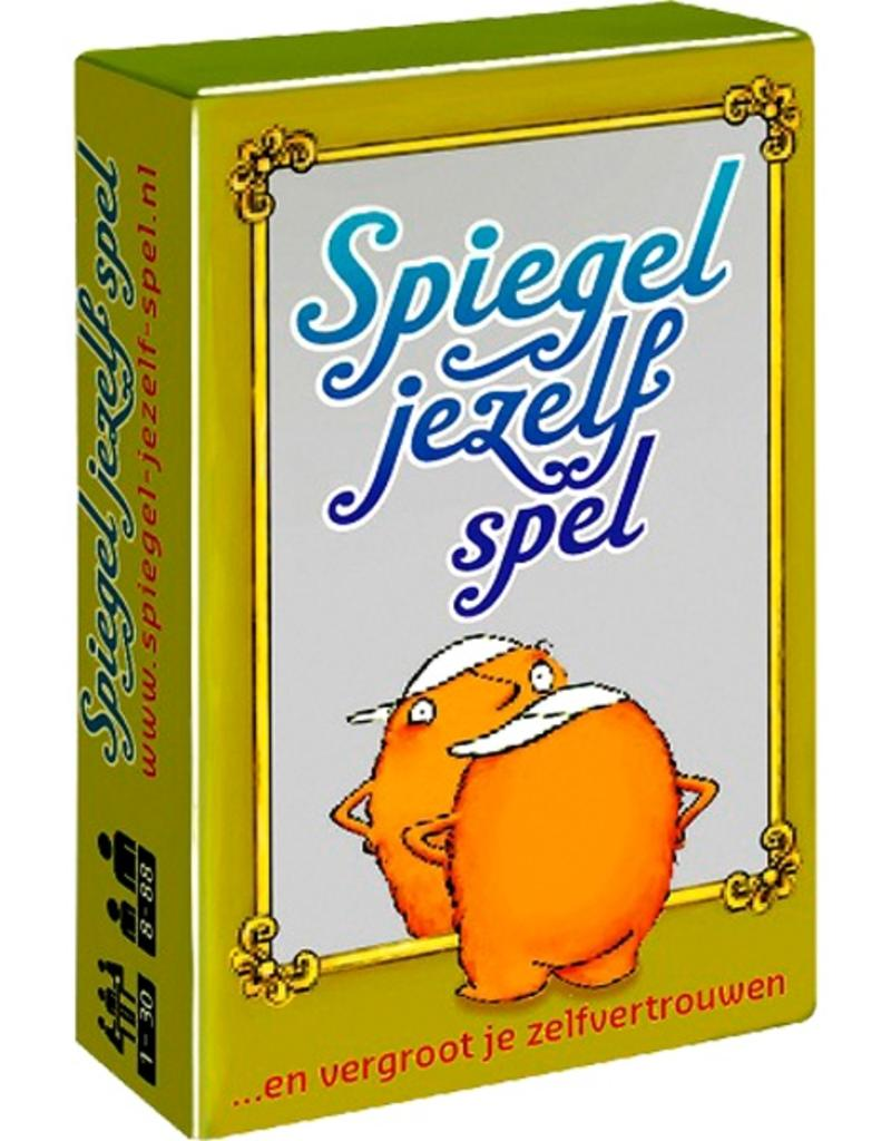 Dubbelzes Spiegel jezelf spel - display 6 stuks