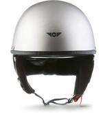 D22 titan half helmet matt grey | size XXL | outlet