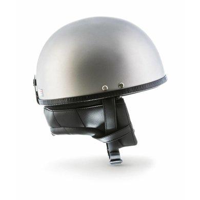 Moto D22 titan half helmet matt grey