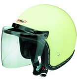 Redbike flip up 3 button visor clear