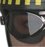 Aviator Goggle retro standard mousse gunmetal goggles