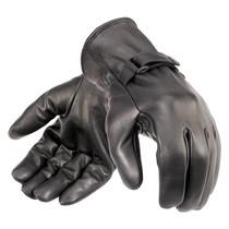 shorty handschoenen zwart