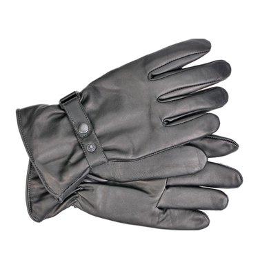 Davida shorty handschoenen zwart
