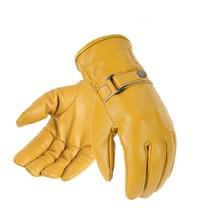 shorty handschoenen zand