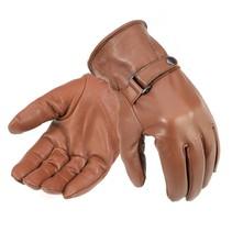 shorty handschoenen bruin