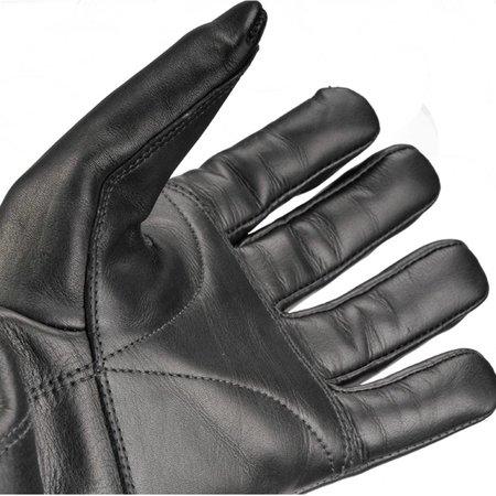 Davida racer handschoenen zwart