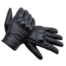 tabu gloves | black
