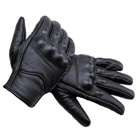 Seca tabu handschoenen | zwart