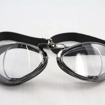 retro special optical gunmetal motor goggles