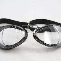 retro special optical gunmetal motorbril