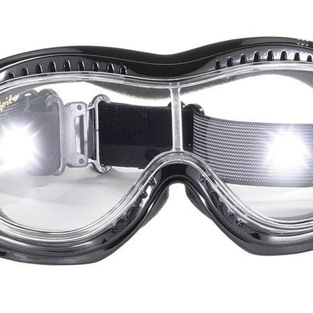 Airfoil 9300 motorbril helder glas