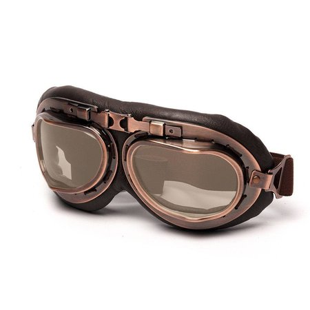Vintage, motor goggles thea glass
