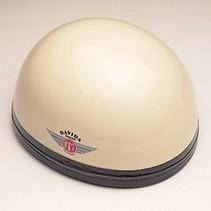 classic half helmet 60113 creme