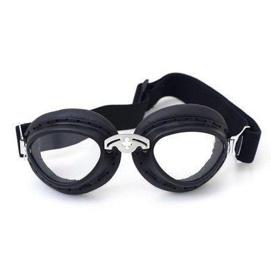 CRG black bobster motor goggles