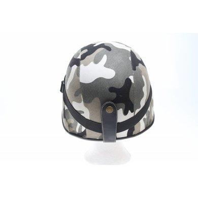 Army chopper helmet snow camou