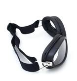 CRG black speedster motor goggles