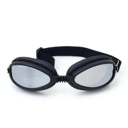 Black speedster motor goggles