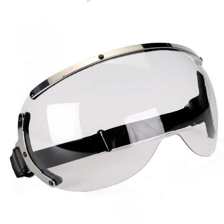 Davida 75 JPV1 vizierbril helder glas