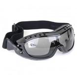 Bobster night hawk motorbril smoke glazen