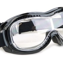 mark 5 vision motorbril helder glas
