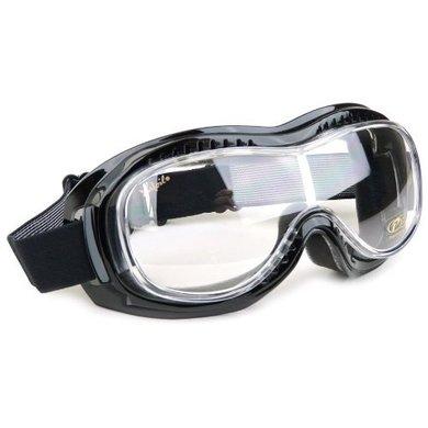 Halcyon mark 5 vision motorbril helder glas