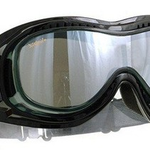 mark 5 vision motorbril smoke glas