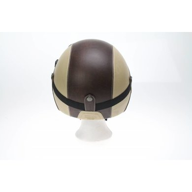 Retro leather jethelm coffee | outlet