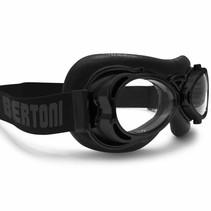 antifog AF77A zwarte motorbril