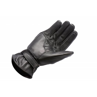 Grand Canyon leren ace handschoenen zwart
