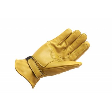 Grand Canyon leather ace gloves beige