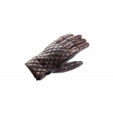 Grand Canyon baldrine summer motor gloves brown | women