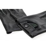 Swift retro racing gloves zwart | leren handschoenen