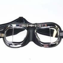 mark 9 compact deluxe motor goggles black