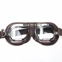 mark 410 motor goggles brown