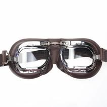 mark 410 motorbril bruin