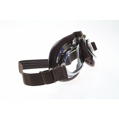 Halcyon mark 410 motorbril bruin