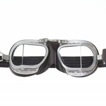 compact 9 superjet motor goggle brown