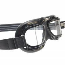 mark 49 compact racing motorbril mat zwart