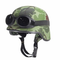 Army chopper helm desert camou