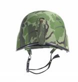 Army chopper helmet desert camou